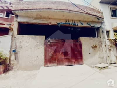 Centrally Located House In Samanabad Is Available For Sale