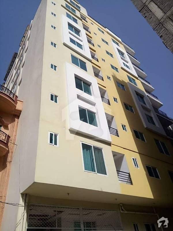 ای ۔ 11/4 ای ۔ 11 اسلام آباد میں 2 کمروں کا 5 مرلہ فلیٹ 75 لاکھ میں برائے فروخت۔