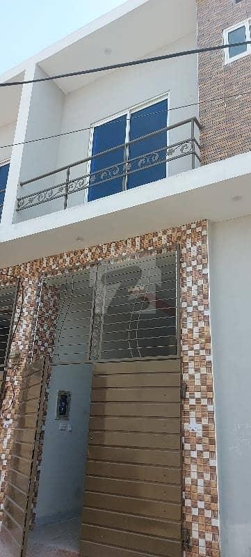 ستارہ کالونی فیصل آباد میں 3 کمروں کا 3 مرلہ مکان 45 لاکھ میں برائے فروخت۔