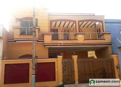 Double Storey Beautiful House With All Connections