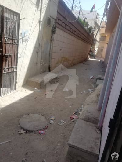 House For Sale Situated In Liaquatabad