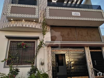 120 Square Yard Bungalow For Sale Available At Al Rehman City Wadho Wah Road Qasimabad Hyderabad