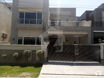 10 Marla House Available In Divine Gardens For Sale