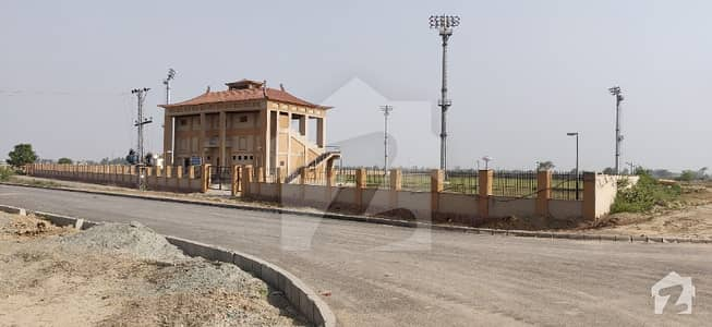 1 Kanal Plot For Sale In Lda City Lahore Onground