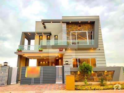 13 Marla Open Basement Luxury Designer House At Hill Top