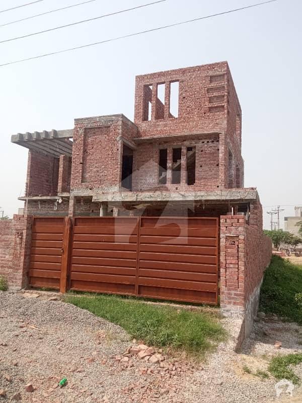 نیسپاک سکیم فیز 3 ڈیفینس روڈ لاہور میں 5 کمروں کا 18 مرلہ مکان 2.1 کروڑ میں برائے فروخت۔
