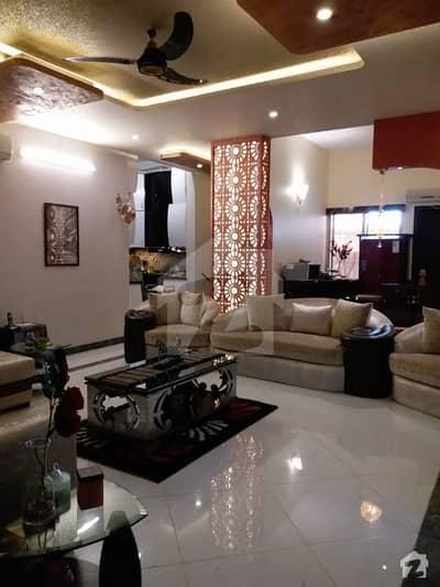 4 Beds D D Ground Portion For Sale At P E C  H S Block 3