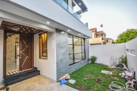 15 Marla Brand New Fully Basement Designer Pair House For Sale Facing Kanal In Dha Phase 6
