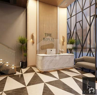 Flat Of 1031  Square Feet In Bahria Town Karachi Is Available