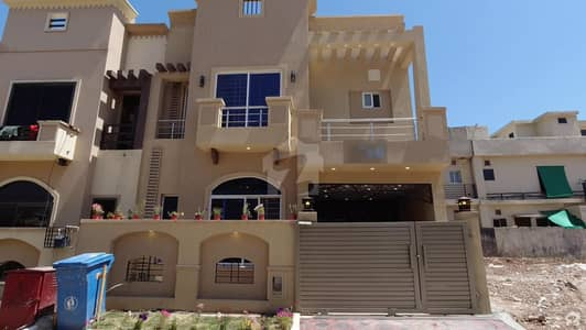 5 Marla Brand New House Is Available For Sale In Bahria Town Phase 8 In Ali Block