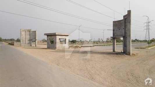 5 Marla Residential Plot Is Available For Sale In Sector M8