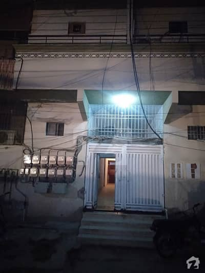 Upper Portion For Rent In Beautiful North Karachi