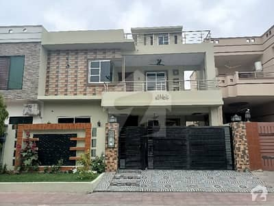 10 Marla House For Sale In Dc Colony Gujranwala