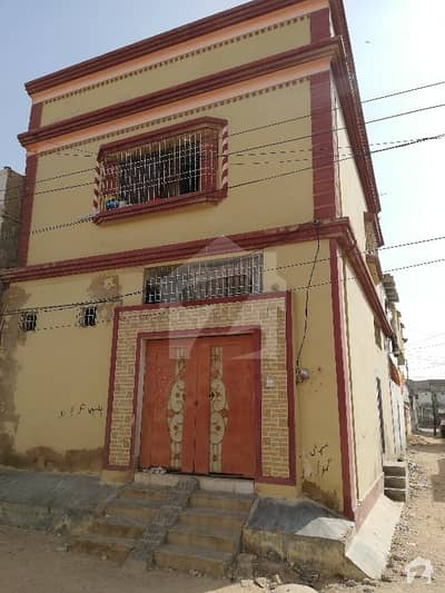 House In North Karachi Sized 576  Square Feet Is Available