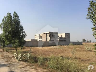 Farm House Plot For Sale On Barki Road 1 Km From Dha Phase 7  Prime Location