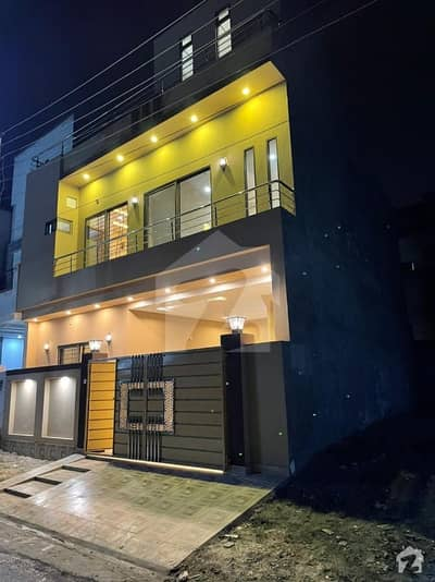 5 Marla Double Storey House Available For Sale In Punjab University Town 2
