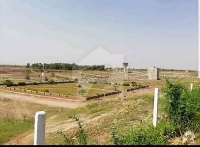 5 Marla Plot File For Sale In Ichs