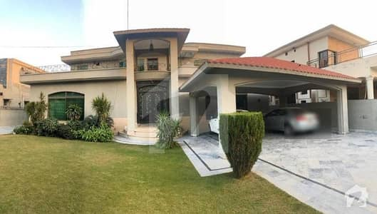 2 Kanal Modern Style House For Sale In Dha Phase 1 Block L
