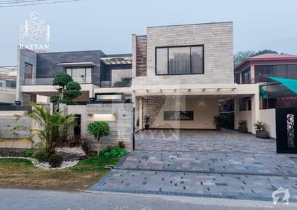 2-kanal Brand New Fully Furnished Modern Designers Design Bungalow for Sale at DHA