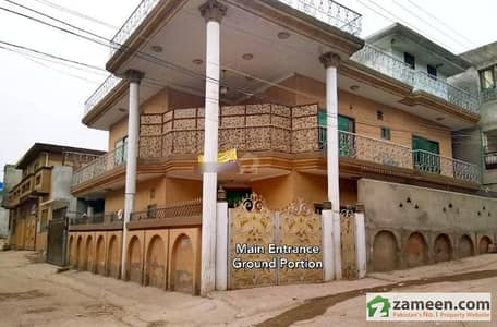 Ground Portion For Rent Islamabad H-13 Shams Colony