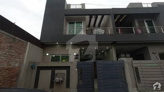 5 Marla Brand New House For Sale In Banker Corporative Housing Society