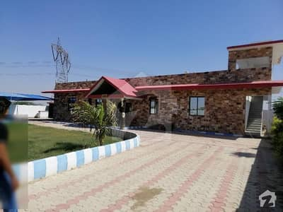 Sale A Farm House In Karachi Prime Location