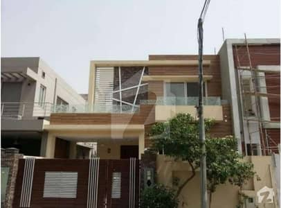10 Marla Brand New House Is For Sale In Dha Phase 8