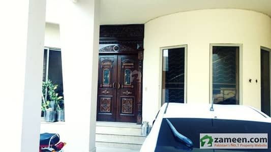 19 Marla Double Storey Beautiful Furnished Bungalow For Sale