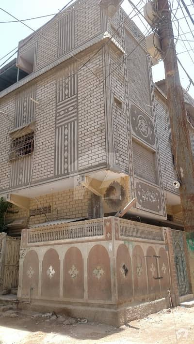 In Baldia Town 861  Square Feet House For Sale