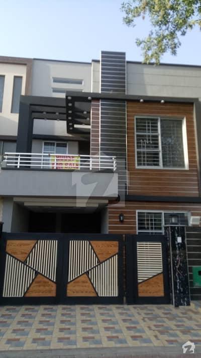 5 MARLA LUXURY BRAND NEW HOUSE NEAR PARK, MASJID FOR SALE VERY CHEAP PRICE