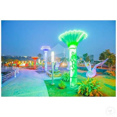 Lda Approved 10 Marla Possession Paid Plot For Sale In Northern District Bahria Orchard Phase 1 Lahore