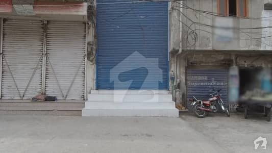 3 Marla Commercial Shop Is For Sale At Main Saddar Cantt Lahore