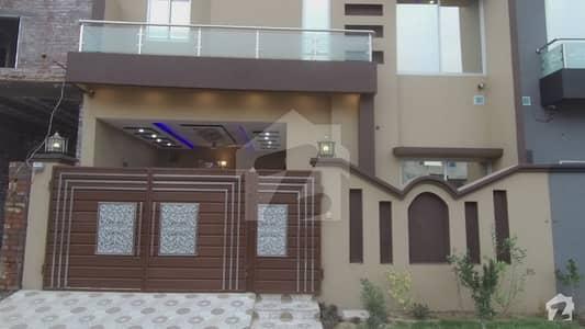 5 Marla Brand New Beautiful Design Bungalow Is For Sale At Bissmillah Housing Scheme Aa Block