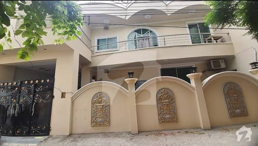 7 Marla Double Storey House For Sale In Cavarly Ground Extension Lahore Cantt