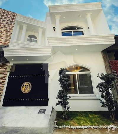 3 Marla Brand New Spanish House Available For Sale At Link Road Model Town At Hot Location