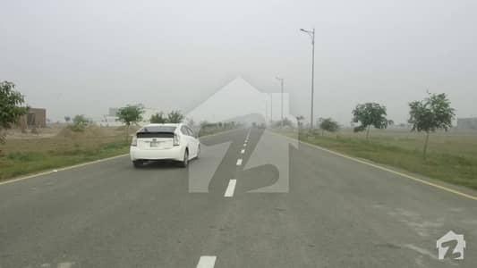 ڈی ایچ اے فیز 7 - بلاک زیڈ1 فیز 7 ڈیفنس (ڈی ایچ اے) لاہور میں 1 کنال رہائشی پلاٹ 2.75 کروڑ میں برائے فروخت۔