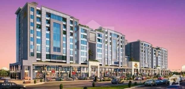 2 Bed Luxury Pent House In Time Square Mall
