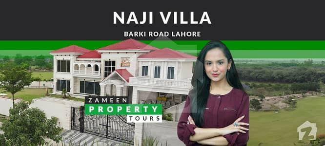 70 Marla Furnished Farm House Available For Sale