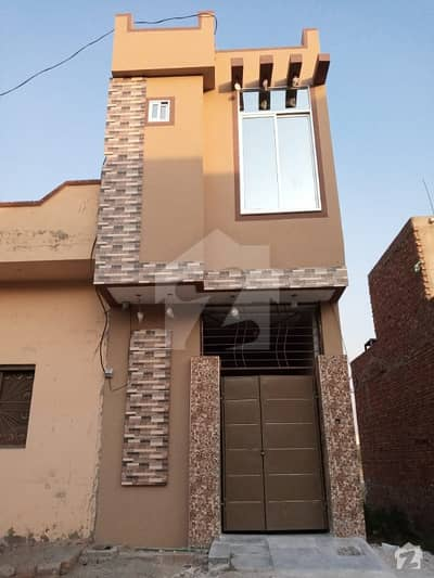 2 Marla Double Story House Nshtar Colony
