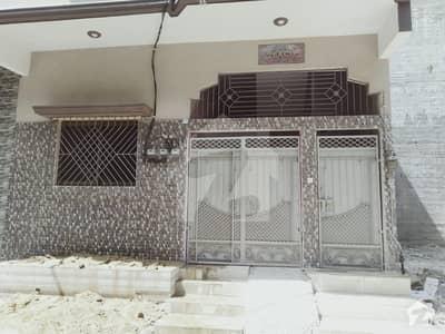 گلشن ملت کورنگی کراچی میں 8 کمروں کا 3 مرلہ مکان 1.25 کروڑ میں برائے فروخت۔