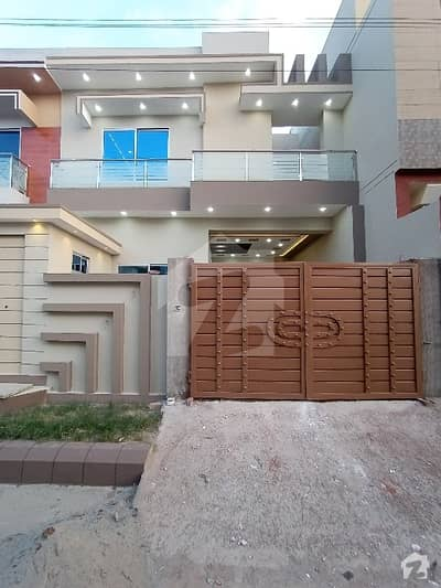 5 Marla Brand New Beautiful House Good Location Situated In The Heart Of Sahar Villas