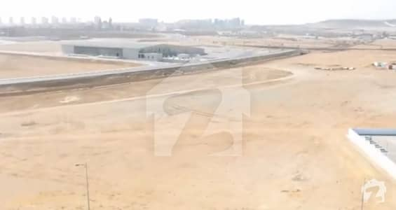 High Valuable Commercial Land 250 Square Yards Near Theme Commercial Precinct 18 Bahria Town Karachi