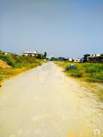 7 Marla Residential Prime Location Plot For Sale In CDA Sector G16