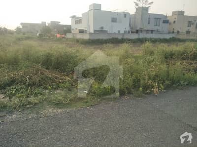 Corner Possession Plot No 514 For Sale In Phase 6 Dha