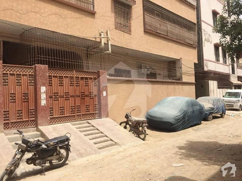 North Karachi Lower Portion Sized 1080  Square Feet