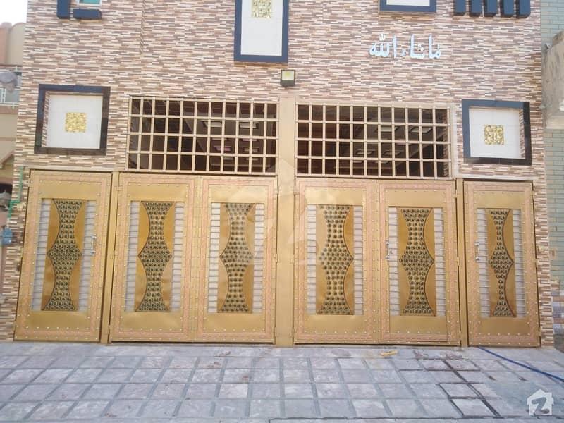 حیات آباد فیز 1 - ڈی4 حیات آباد فیز 1 حیات آباد پشاور میں 7 کمروں کا 5 مرلہ مکان 2.45 کروڑ میں برائے فروخت۔