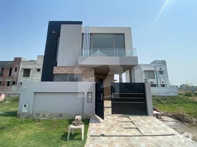 Defence 5 Marla Brand New Stylish Bungalow at Very Cheapest Price ideal Location
