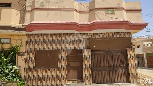 Stunning 1080  Square Feet House In Jamshoro Road Available