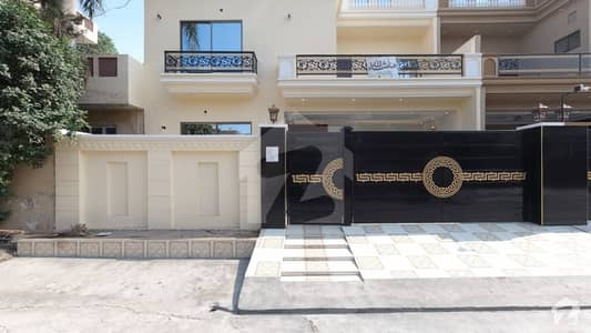 10 Marla Double Storey Brand New House Is Available For Sale In Marghzar Officers Colony Lahore