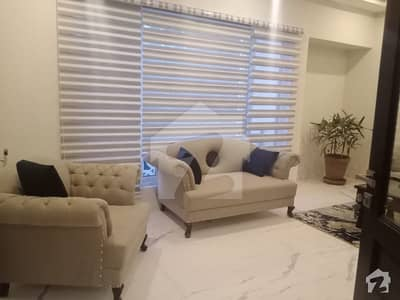 666 Square Yard Brand New Beautiful Fully Furnished Independent Portion For Rent In Islamabad F_7